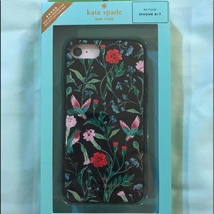 Kate Spade iPhone 7/8 Case . NWT